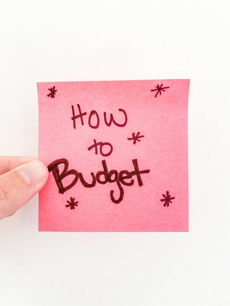 Learning how to budget is the most critical step you will take to get your financial life together. Budgeting on your own can feel scary, we'll walk you through it.